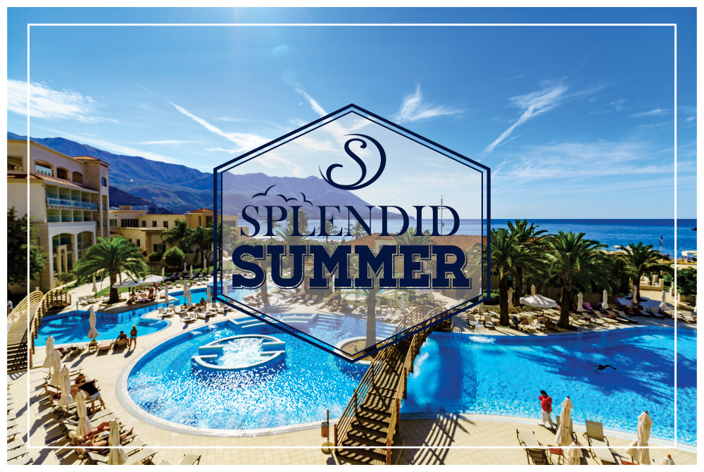 SPLENDID SUMMER - Where luxury meets the sea