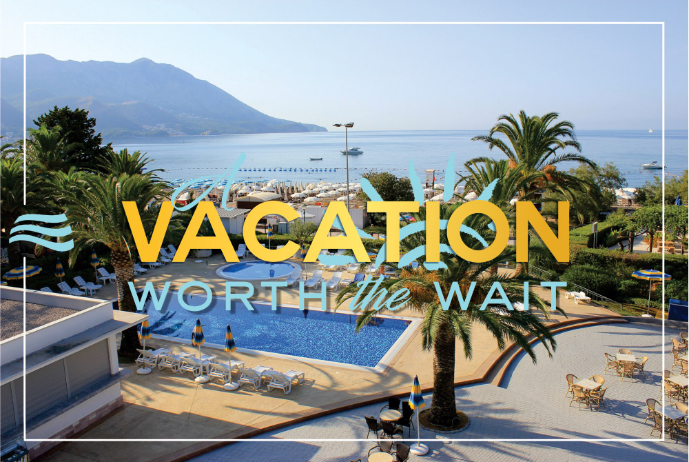 HOTEL MONTENEGRO BEACH RESORT 4* - Special offer for Summer 2020