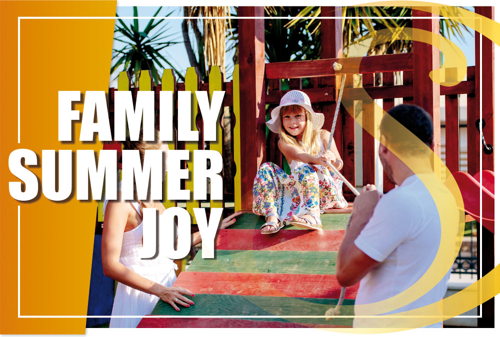 SPLENDID CONFERENCE & SPA RESORT 5* - FAMILY SUMMER JOY