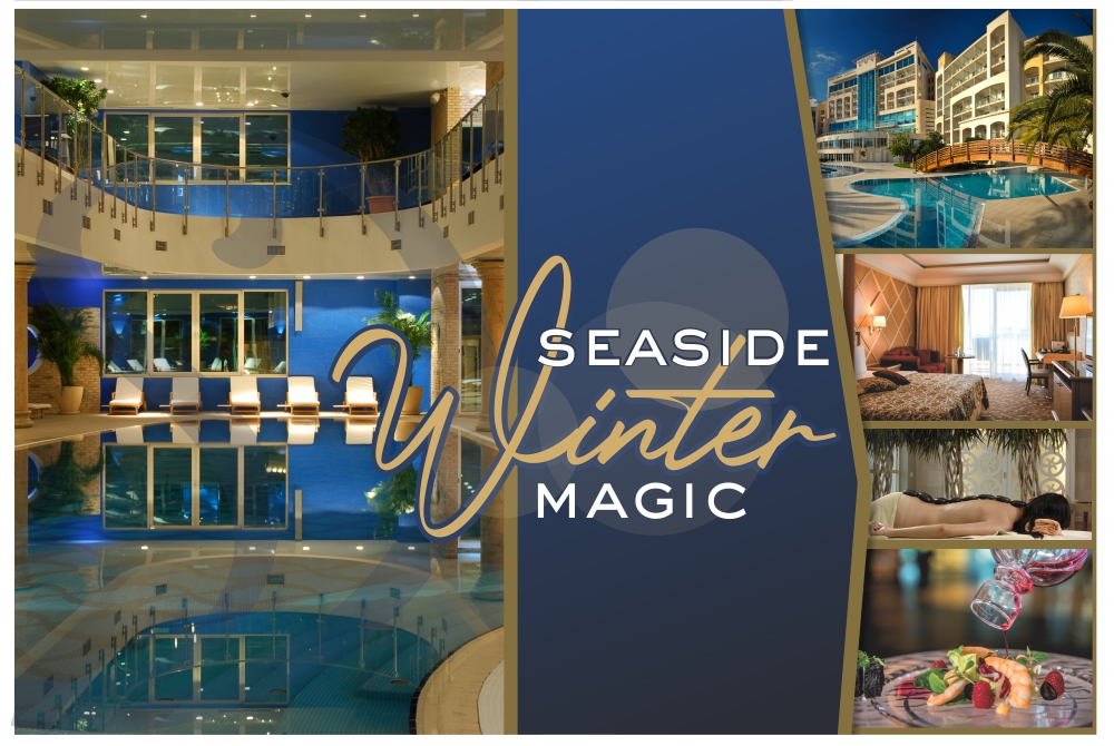 SPLENDID CONFERENCE & SPA RESORT 5* - Seaside Winter Magic